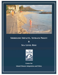 image- Shoreline Impacts, Setback Policy & Sea Level Rise